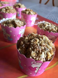 Chickoo whole wheat muffins.  Milk 1/2 cup Chickoo purée 1/2 cup( without any water) Sugar 3/4 - 1 cup Wholewheat flour- 1.5 cups Baking powder - 1.5 tsp Baking soda -1/2 tsp Vanilla essence -1 tsp Oil - 1/2 cup oil minus 2 tblsp and add 2 tblsp melted butter Walnut crushed   Pre heat the oven at 160 degrees.Cut the chickoo and make purée with no added water Sift the atta, baking powder, baking soda.Beat the sugar , oil, and essence.Add the purée & milk and beat again.Now fold in the dry