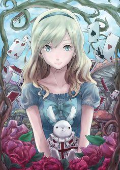 /Alice In Wonderland