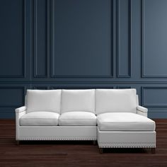 Addison 2-Piece Chaise Loveseat Sectional, Right #williamssonoma