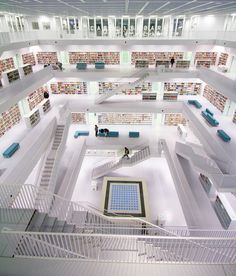 Biblioteca Municipal na Alemanha