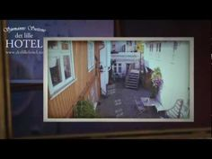 Welcome to an unique hotel in the beautiful little town called Risor, south of Norway ♥ Unique Hotels, Norway, Spaces, Beautiful
