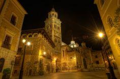 Caterdral de Teruel, Aragon, Spain