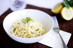 Lemon Spaghetti | Giada De Laurentiis