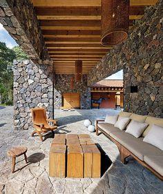 The stables | Incredible house by Legorreta + Legorreta | México | @Architectural Digest México http://www.homedesignideas.eu/