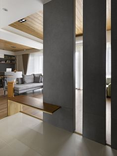 Liu's Warm House by HOYA Design