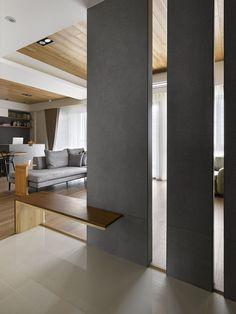 Liu's Warm House by HOYA Design (13)