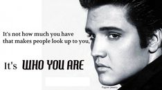 Gorgeous Quotes from the King Himself - Elvis Presley! - Page 2 of 2 Elvis Presley Quotes, Elvis Quotes, Lisa Marie Presley, Priscilla Presley, King Elvis Presley, Graceland Elvis, Foo Fighters, Meaningful Quotes, Inspirational Quotes