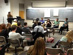 NJEAL at Rider University - Emerging Leaders Panel