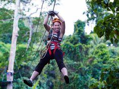 Don't miss Vanuatu Jungle Zipline. It's loads of fun!