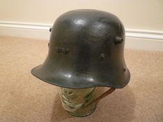Vickers Armstrong Irish steel helmet 1927 | Collectors Weekly