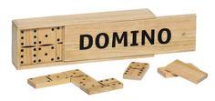 Holzdomino Domino Dominospiel Holz