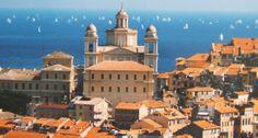 Il Duomo di Imperia Porto Maurizio #OlioDulcisinFundo# #olioextraverginedoliva# #oliodoprivieraligure# #Imperia# #olivataggiasca#