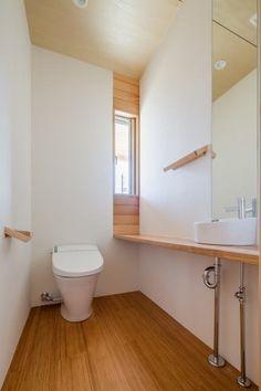 トイレ(鴻巣の曲り家)- トイレ/バス事例|SUVACO(スバコ)