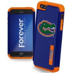 Florida Gators Dual Hybrid 2-Piece iPhone 5 Cover - Royal Blue