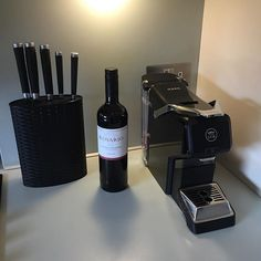 Our apartments may not have the wine but all have coffee machines! ☕️ Book your stay today talbotsuites. Wexford Town, Coffee Machines, Espresso Machine, Nespresso, Talbots, Apartments, Catering, Ireland, Interiors
