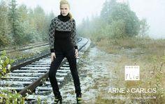 Fra Paris til Polarsirkelen – Per Spooks vinterreise med strikk - 03 - 2010 - Made In Norway Now