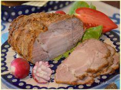 Domowa kuchnia Aniki: Karkówka pieczona do kanapek. Pieczony karczek do ...