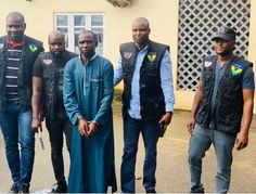 """""""Soldiers aided my escape from police"""" – Kidnap kingpin Wadume Ministry Of Justice, Lance Corporal, Staff Sergeant, Military Men, Trending Videos, My Escape, Presidential Election, Police Officer, Trials"""