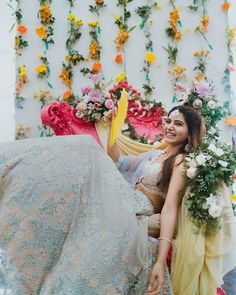 You just can't miss Samantha Prabhu's Wedding Dress with Love Story Embroidered on it - Tikli - India's Leading Fashion and Beauty Magazine Samantha Marriage, Samantha Wedding, Samantha Images, Samantha Ruth, Wedding Wear, Wedding Pics, Wedding Dresses, Event Dresses, Wedding Album