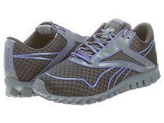 Reebok Real Flex Womens J88110 Grey Purple Running Training Shoes Size 6