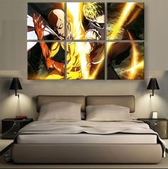 OPM Painting - 6 Piece Canvas