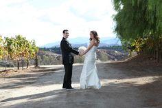 South Coast Winery Resort & Spa in Temecula, CA wedding