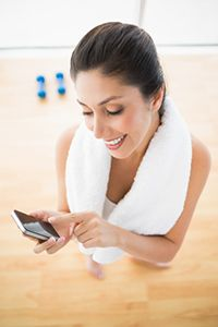 fitness and weight loss apps // CarePoint Health Blog