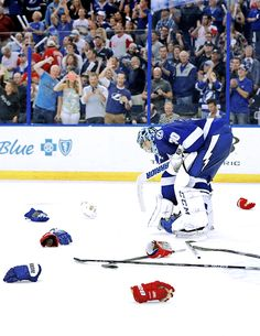 April 15, 2016 > The aftermath ... | #TBLightning #StanleyCupPlayoffs2016