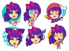 Create a Set of Fun Chat Stickers in Adobe Illustrator - Tuts+ Design & Illustration Tutorial