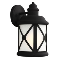 Sea Gull Lighting Lakeview 8621451 Outdoor Wall Lantern - 8621451-12
