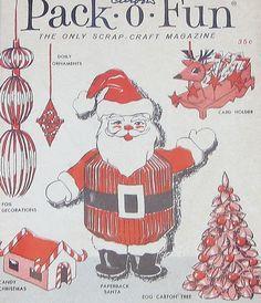Vintage Pack-O-Fun Magazine