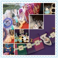 Easy Disney Frozen Party and Pump It Up