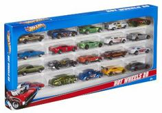 Amazon.com: Hot Wheels 20 Car Gift Pack – Styles May Vary: Toys & Games $21.99