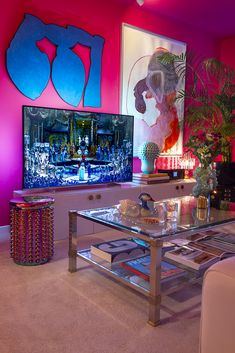 How to make a TV in your living room actually look good - with a little help from Philips and Georg Jensen - INTERIORATOR