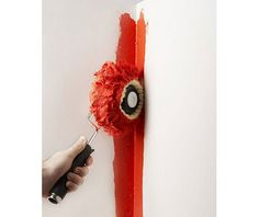12 Wacky Painting Tools You Never Thought You'd Need Painting Corner, Painting Tools, Painting Furniture, Asian Paints Colours, Paint Colors, Ceiling Texture, How To Make Paint, Work Tools, Paint Stain