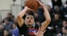 Possible Wolves draft options at No. 13: Zach LaVine. #Wolves #NBA