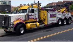 Heavy Duty Trucks, Big Rig Trucks, Heavy Truck, Dump Trucks, Tow Truck, Old Trucks, Car Hauler Trailer, Trailers, Model Truck Kits