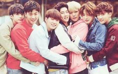 cut3 Monsta x ❤ wallpaper containing a busby in The Monsta X Club