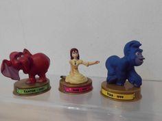 Walt Disney 100 years of magic Figur 2002 Tarzan Set 3 x Figur mit Jane,Terk..    eBay