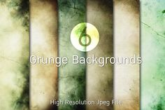 Check out 6 Grunge Backgrounds by VL Shop on Creative Market