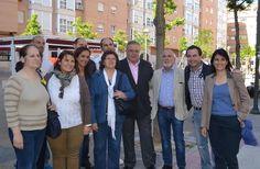 Corrochano señala que una vez más será el PSOE quien arregle las deficiencias urbanísticas del barrio El Carmen - 45600mgzn