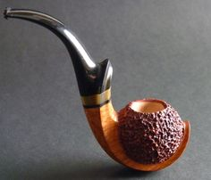 Long Pipe, Briar Pipe, Giving Up Smoking, Pipes And Cigars, Amazing Watches, Tobacco Pipes, Smoking Pipes, Crafts To Make, Hand Carved
