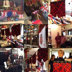 Best of British , best of Britannia , Cahoonas put on a show in London