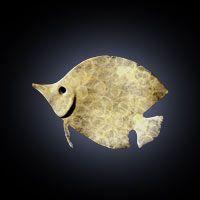 Fish Design Bronze