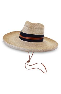 1dad3199f8f Free shipping and returns on Lola Hats Comargo Raffia Hat at Nordstrom.com.  A