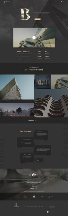 Bonfire is a creative multipurpose #Photoshop template for a range of #architect #agency & corporation like fashion store, creative agency, web studios, freelancers, shop, interior shop, architecture portfolio websites Comes with 18+ stunning Pre-defined Homepages & 44 organized PSD pages download now➩ https://themeforest.net/item/bonfire-creative-multipurpose-psd-template/19267643?ref=Datasata