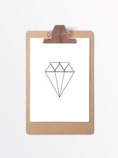 DIAMOND - Três por Quadro