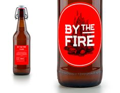 """Check out new work on my @Behance portfolio: """"By The Fire"""" http://be.net/gallery/35713357/By-The-Fire"""