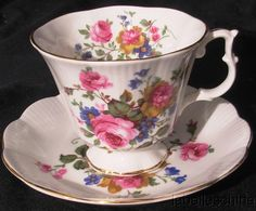 Royal Albert Teacup and Saucer