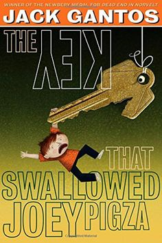 The Key That Swallowed Joey Pigza by Jack Gantos http://www.amazon.com/dp/0374300836/ref=cm_sw_r_pi_dp_wIGzub0MNGS9C